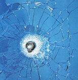 Бронированое пулистойкое стекло класса БР1, фото 4
