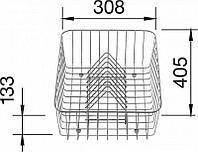 BLANCO 507829 Корзина для посуды