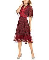 Taylor Женское шифоновое платье 2000000398235