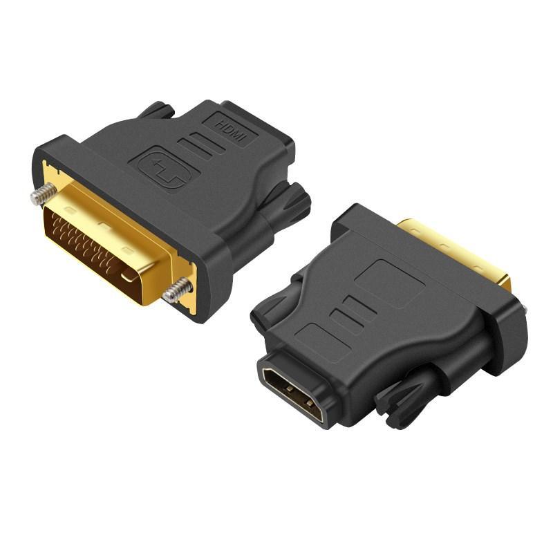 Переходник DVI-D(m) на HDMI(f) VEGGIEG