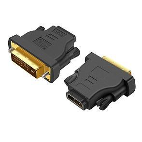 Переходник DVI-D(m) на HDMI(f) VEGGIEG, фото 2