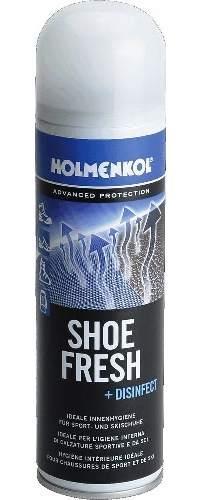 Антибактериальный спрей для спортивной и лыжной обуви - Holmenkol ShoeFresh 500мл