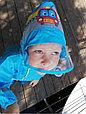 Дождевик детский  машина, фото 3