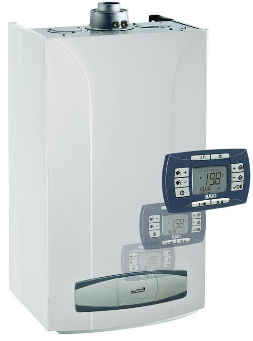 Котел газовый Baxi LUNA 3 Comfort 310 Fi настенный