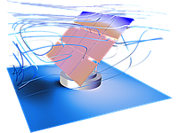Модуль вычислительная гидродинамика