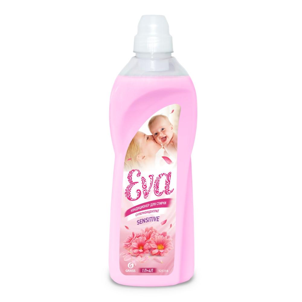 Кондиционер для белья концентрированный EVA sensitive