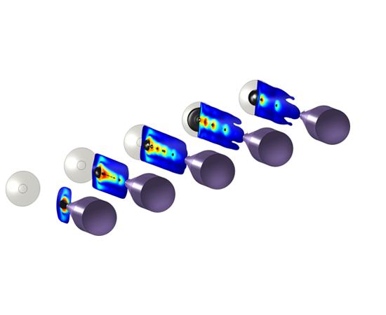 Модуль микрогидродинамика