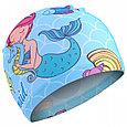 Очки  шапка для бассейна детские  русалочка, фото 2
