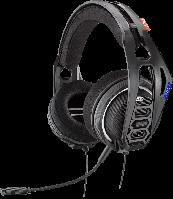 Наушники-гарнитура игровые Plantronics RIG 400HS,PS4 черный