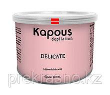Жирорастворимый воск 400мл Kapous с тальком