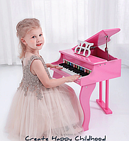 Детские Пианино со стульчиком Onshine розовый
