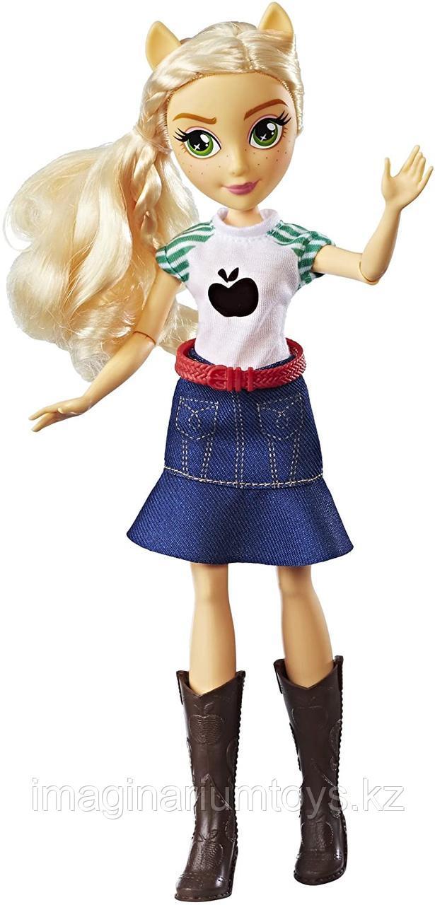 Кукла Пони Эппл Джек Девочки Эквестрии My Little Pony