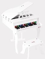 Детские Пианино со стульчиком Onshine белый