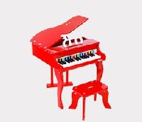 Детские Пианино со стульчиком Onshine красный