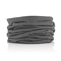 Многофункциональный шарф, серый, Длина 25 см., ширина 0,2 см., высота 50 см., P453.022