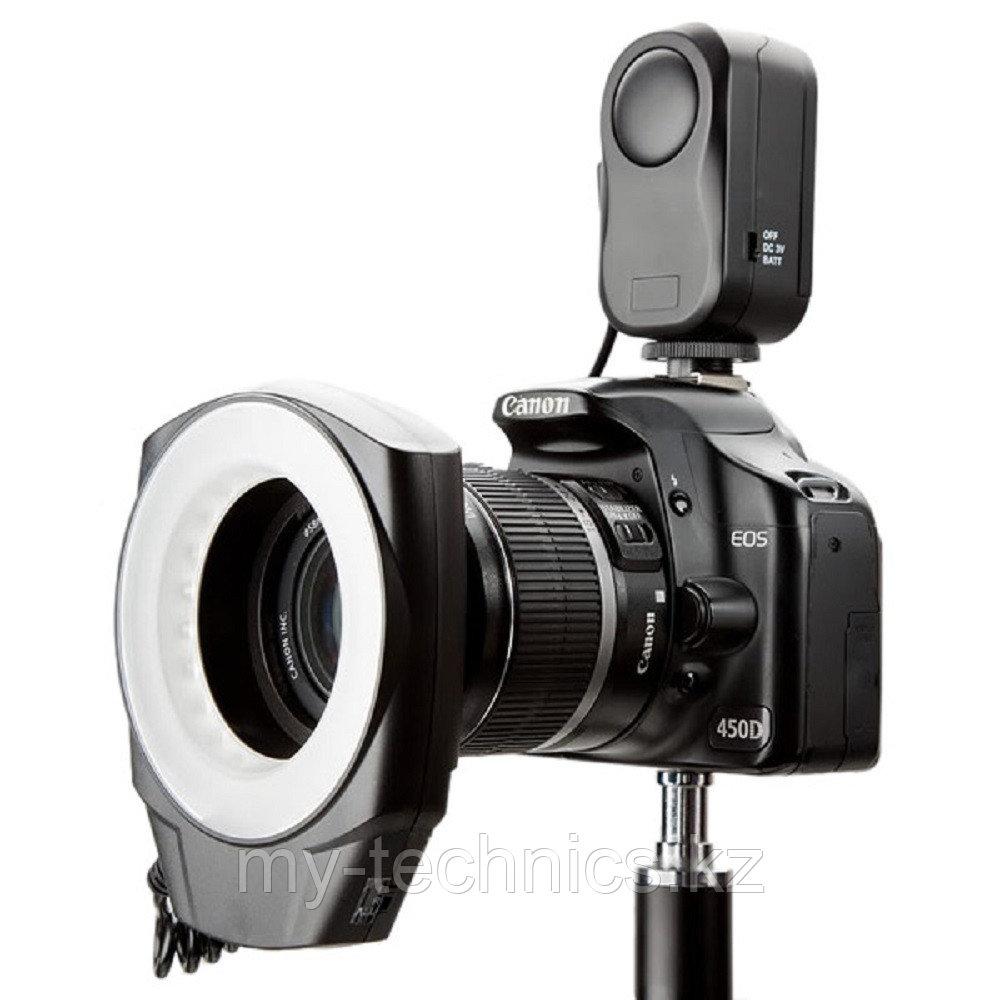 Осветитель светодиодный GODOX Ring48 кольцевой для макросъемки