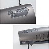Ламинатор А4, COMIX, F6801, 4 вала, 80-125 мкм, 34 см/мин., Серый, фото 2