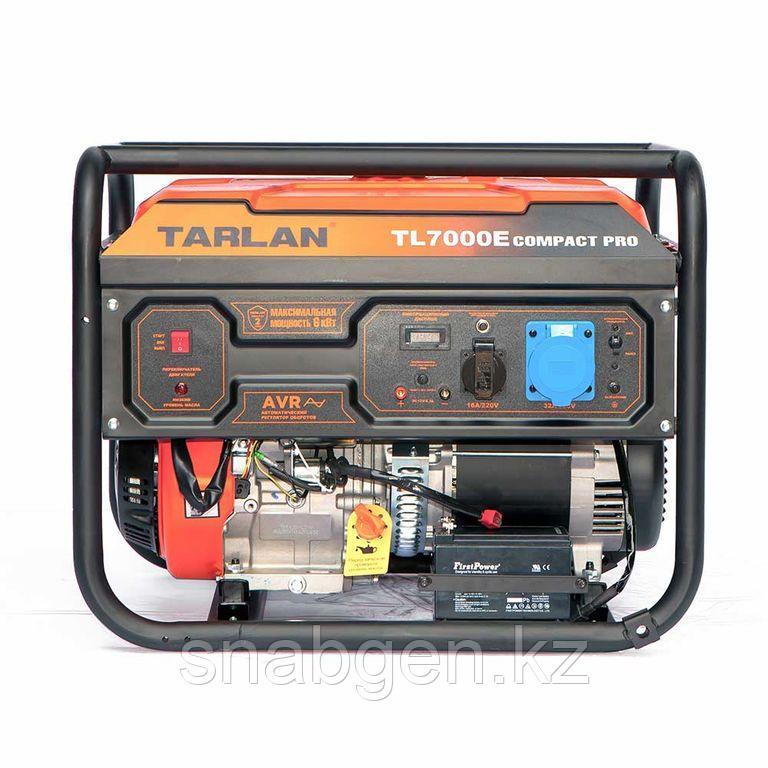 Профессиональный бензиновый генератор TARLAN TL7000E