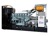Дизельный генератор ТСС АД-620С-Т400-1РМ8Mitsubishi