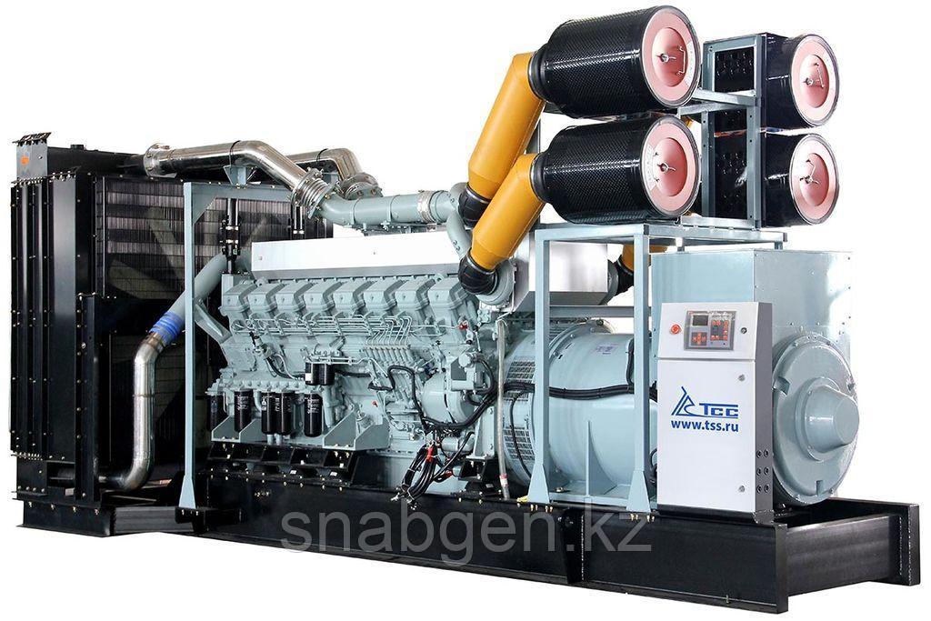 Дизельный генератор ТСС АД-1800С-Т400-1РМ8Mitsubishi
