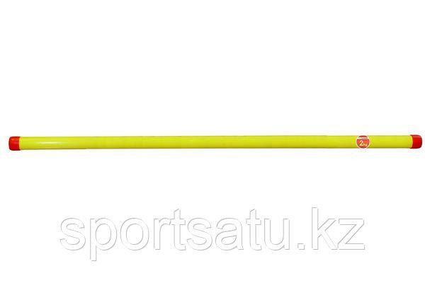 Бодибар (гимнастическая палка) 2 кг 120см Россия