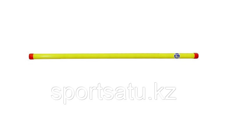 Бодибар (гимнастическая палка) 5 кг 120см Россия