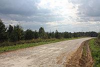 Строительство технических дорог, временных дорог