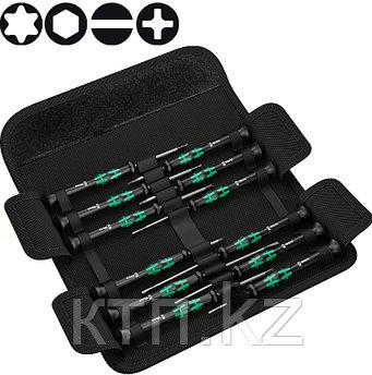 Набор отверток WERA Kraftform Micro-Set/12 SB