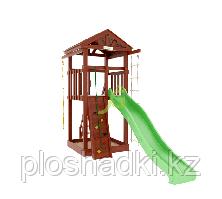 """IgraGrad  """"Панда Фани Tower"""" скалодром, песочница, канат"""