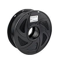 PC пластик (филамент) 1,75 мм. Поликарбонат от CREOZONE (1 кг.) черный