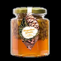 Кедровый орех в сиропе из одуванчика