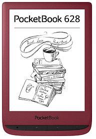 Электронная книга PocketBook PB628-R-CIS красный