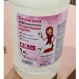 Отбеливатель Белизна Чистый Домик, в пластиковой бутылке, 1 л