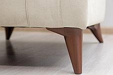 Кресло традиционное Эшли, ТД193 Бежевый, Нижегородмебель и К (Россия), фото 3