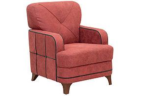 Кресло традиционное Черри, ТК178 Красный, Нижегородмебель и К (Россия), фото 2