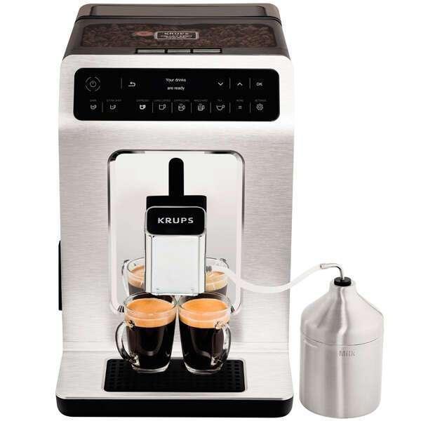 Кофемашина Krups EA891C10