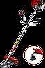 ЗУБР КРБ-2500-Р  бензокоса, 2.5 кВт / 3.3 л.с., 52 см3, разборная штанга