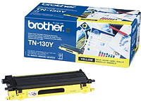 Картридж Brother TN-130Y, для Brother HL-4040 Желтый 1,4к