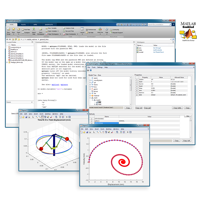 LIVELINK™ For MATLAB®