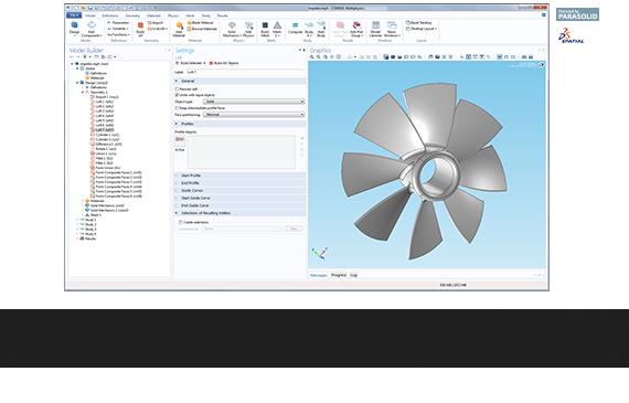 Модуль CAD-импорт и CAD-операции