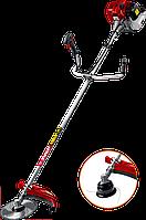 ЗУБР КРБ-2500 бензокоса, 2.5 кВт / 3.3 л.с., 52 см3, фото 1