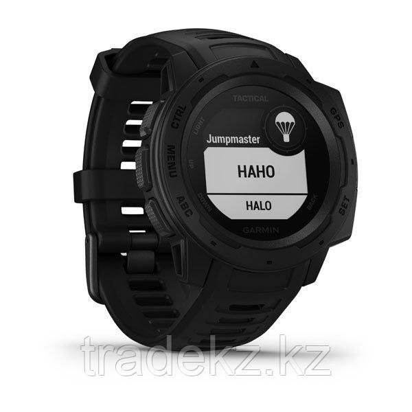 Часы для спорта Garmin Instinct tactical черный (010-02064-70) с GPS навигатором