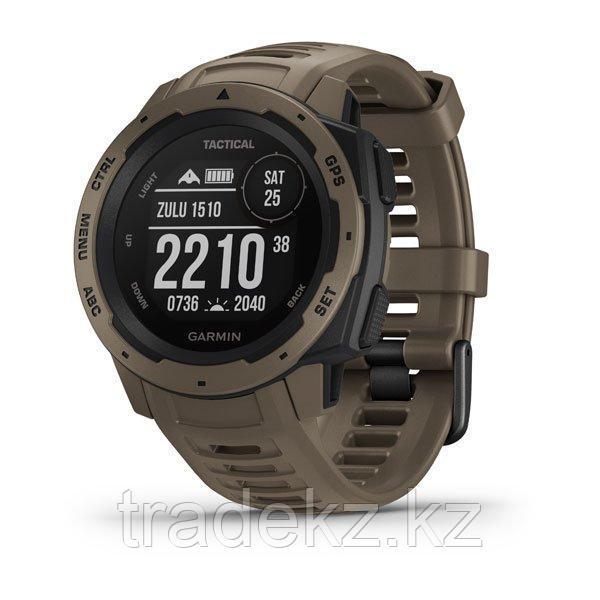Часы для спорта Garmin Instinct tactical светло-серый (010-02064-71) с GPS навигатором