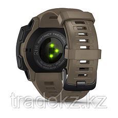 Часы для спорта Garmin Instinct tactical светло-серый (010-02064-71) с GPS навигатором, фото 3