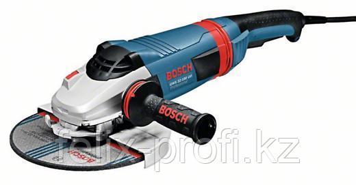 Углошлифовальная машина-болгарка Bosch GWS 22-180 LVI