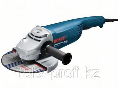 Углошлифовальная машина-болгарка Bosch GWS 24 - 180 H