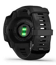Часы для спорта Garmin Instinct Solar, Tactical Edition, Black, WW, (010-02293-03) с GPS навигатором, фото 3