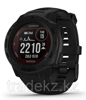 Часы для спорта Garmin Instinct Solar, Tactical Edition, Black, WW, (010-02293-03) с GPS навигатором, фото 2