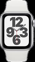 Смарт-часы Apple Watch SE 40mm Sport Band Черный, Серебристый, золотой Сильвер