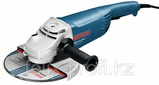 Углошлифовальная машина-болгарка Bosch GWS 22-180 H